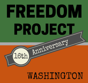 Freedom Project 16th Anniversary